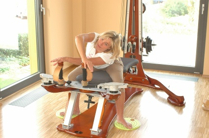 GYROTONIC bei Reha-Fitness Sporbeck
