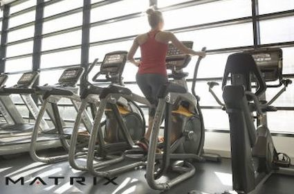 Cardio Display Technogym