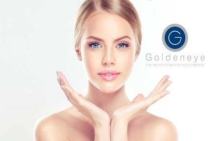 Permanent Make up Goldeneye Micropigmentation