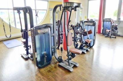 Trainingsraum 1 Reha-Fitness Sporbeck