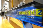 Team Rowing mit Concept2 Ruderergometern exklusiv bei Reha-Fitness Sporbeck in Kirchzarten