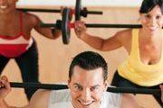 IRONFITNESS - ein sehr effektives Figur- und Kräftigungstraining mit Langhanteln für Männer & Frauen