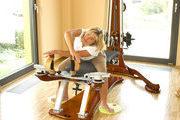 GYROTONIC in der Praxis für Physiotherapie Birgit Sporbeck-Frei in Kirchzarten